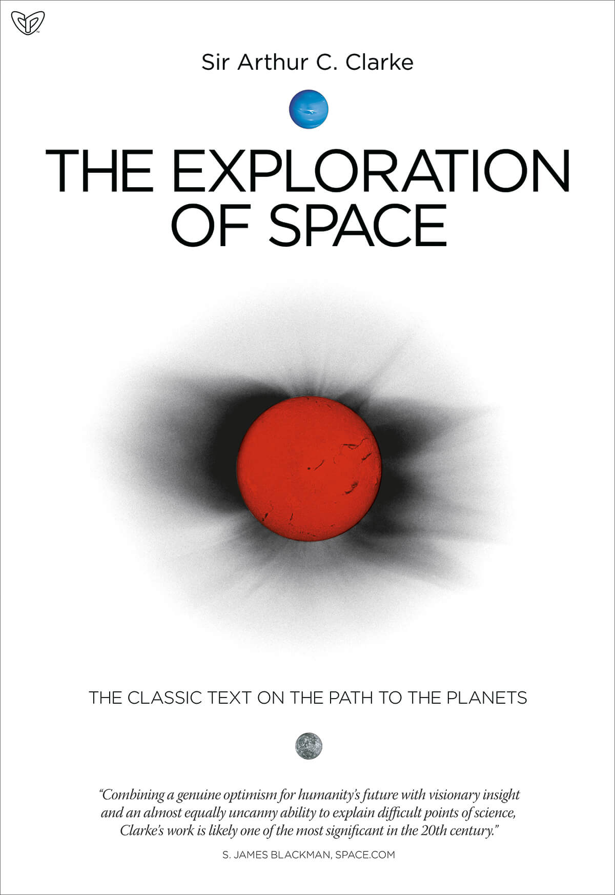 The Exploration of Space Cover 2