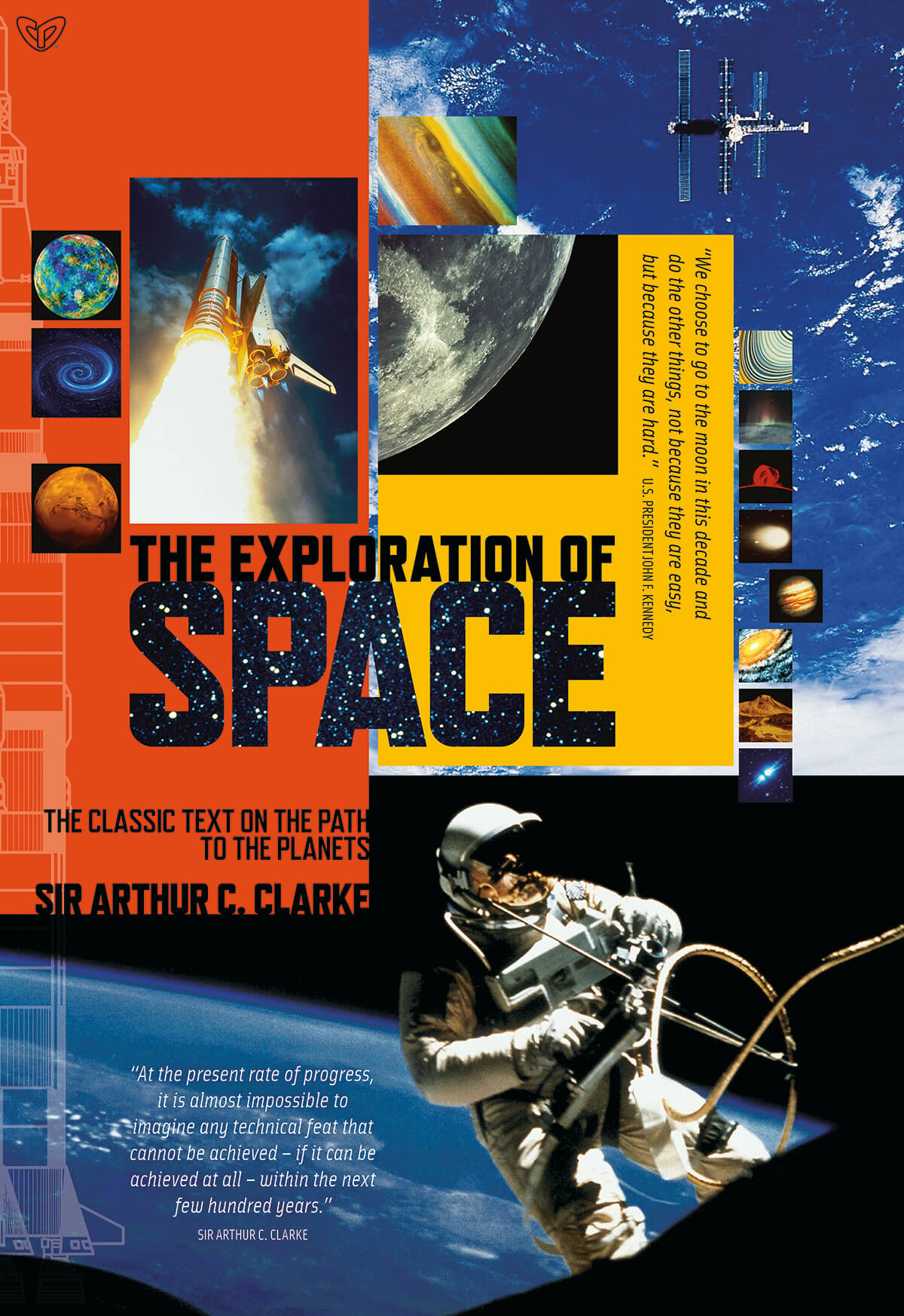 The Exploration of Space Cover 3