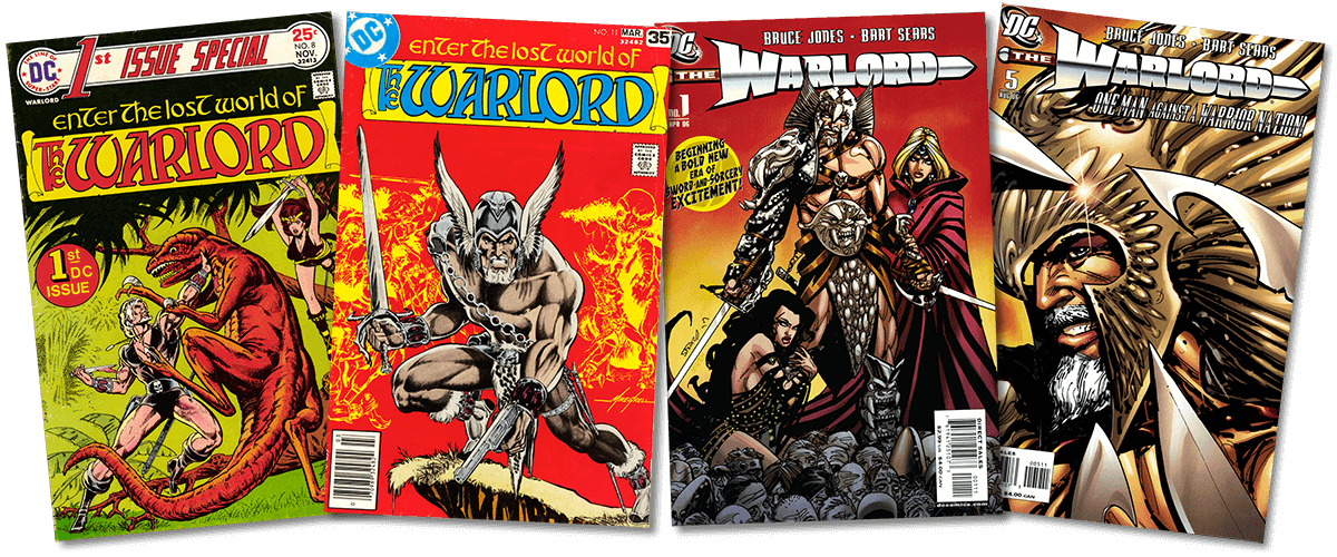 Warlord Covers