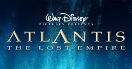 Disney Atlantis Banner