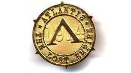 Disney Atlantis 1914 Pin