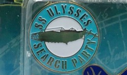 Disney Atlantis Ulysses Search Party Pin