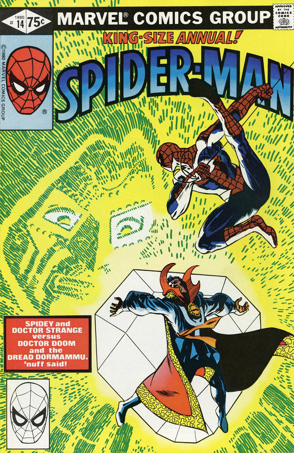Amazing Spider-Man Annual 14