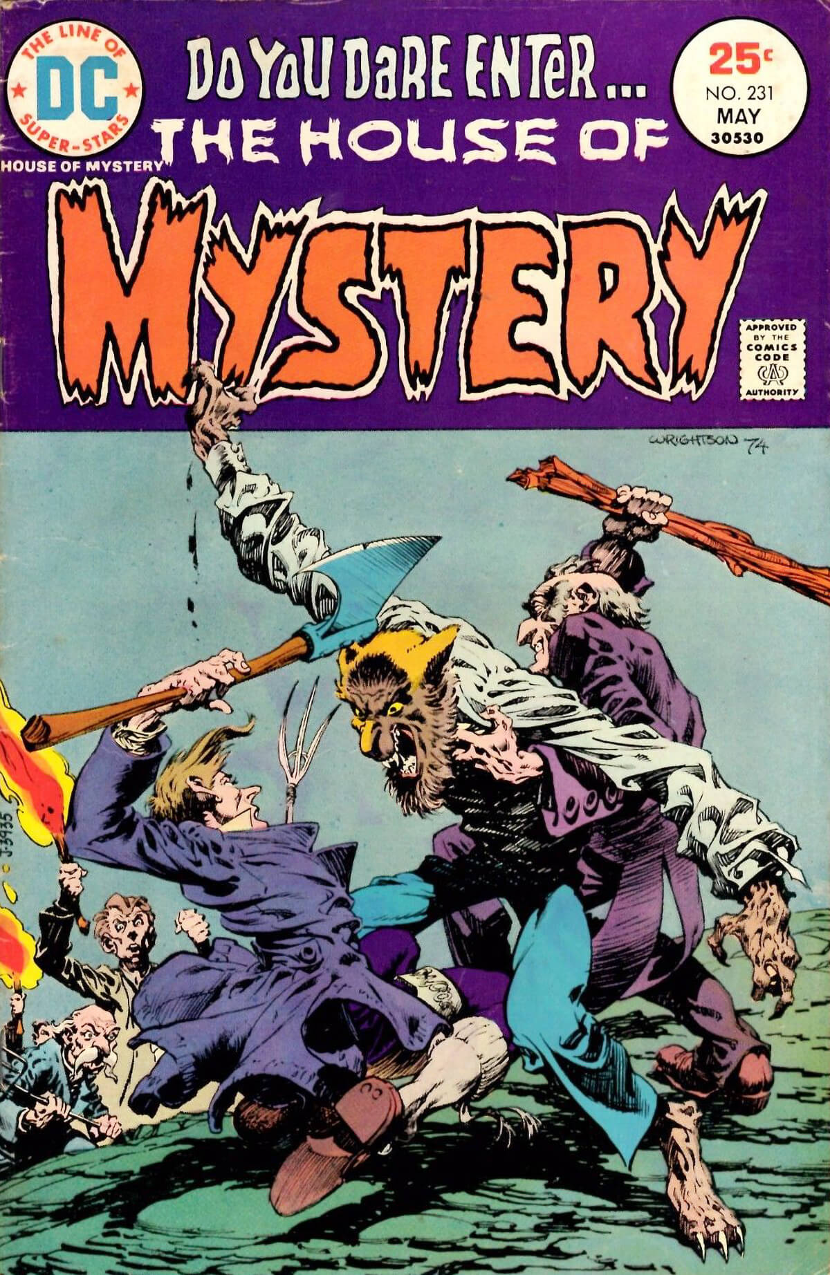 House Of Mystery 231 0