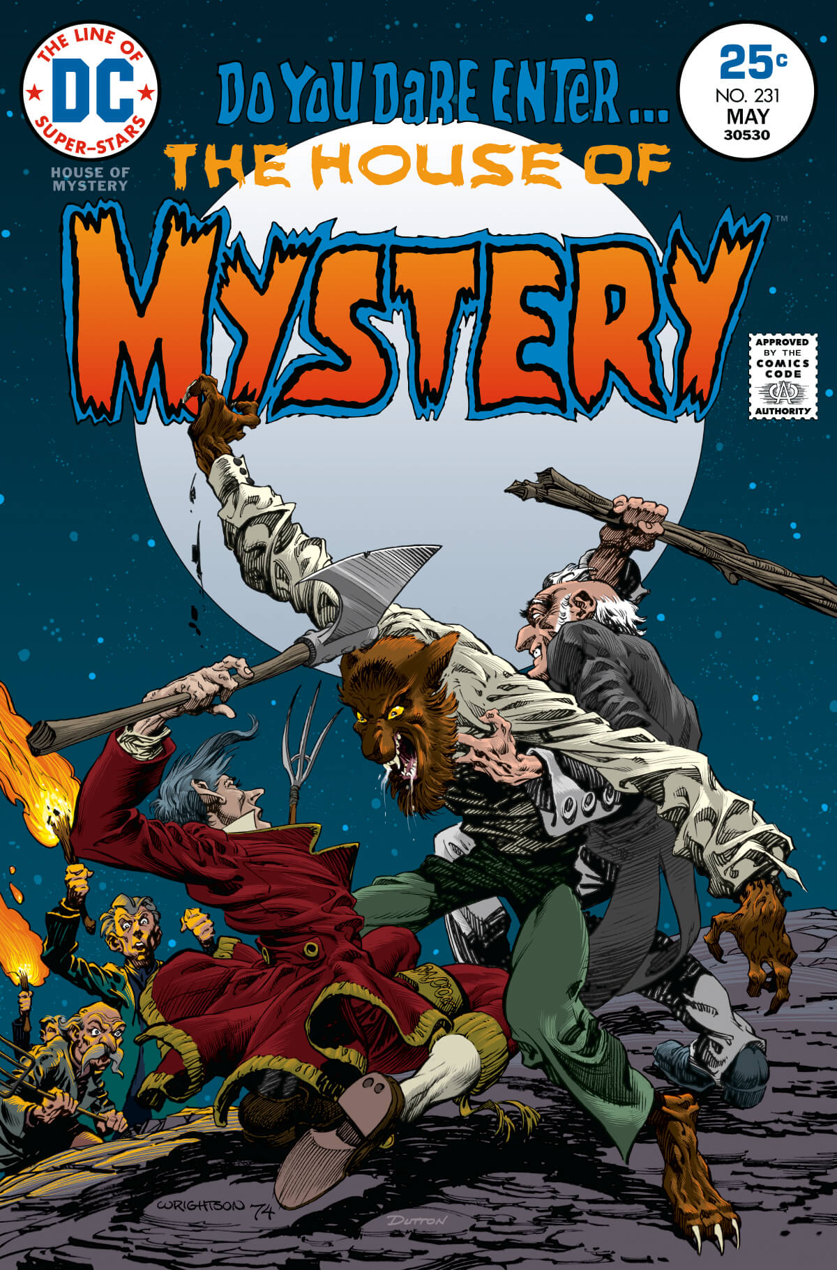 House Of Mystery 231 4