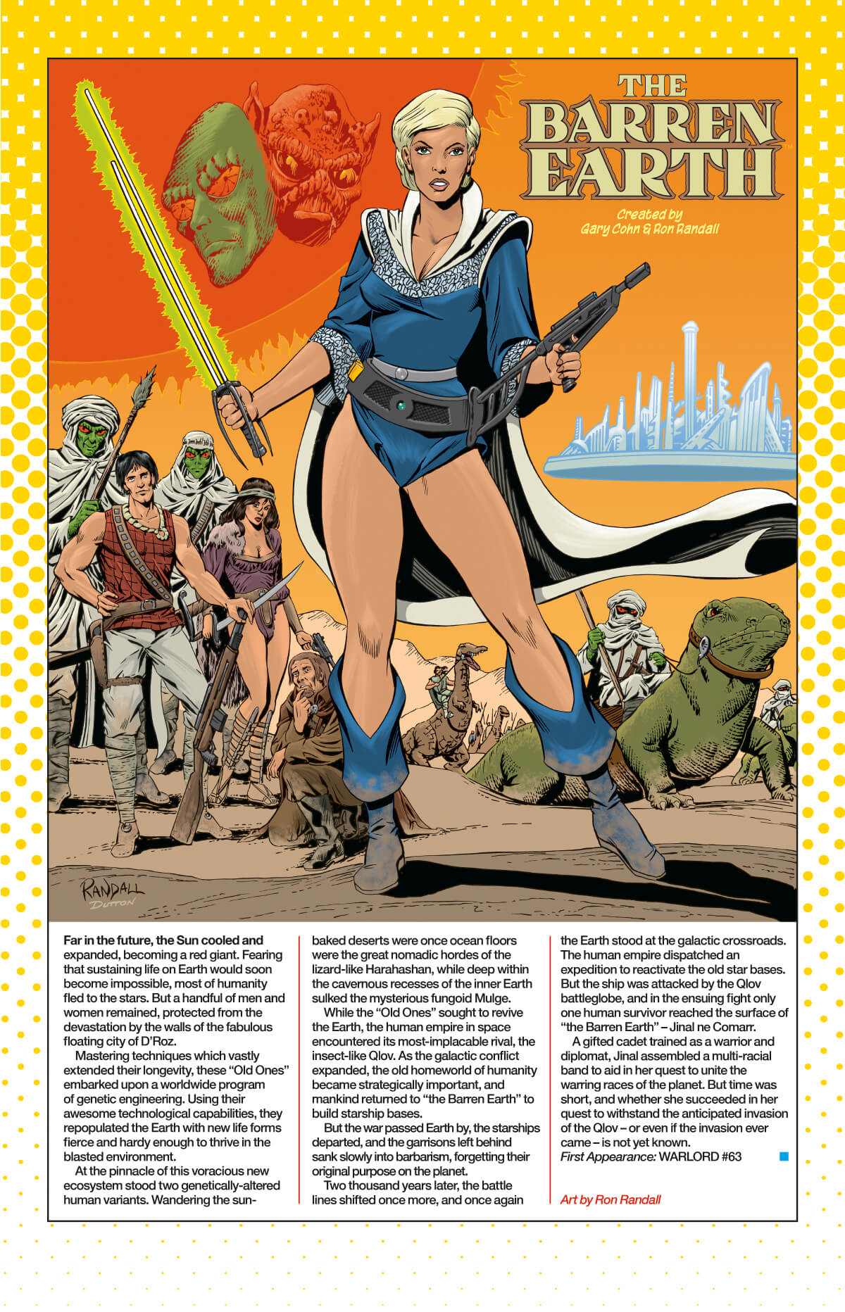 Comic book design and production by Scott Dutton