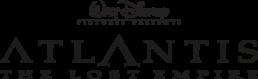Walt Disney Pictures Atlantis The Lost Empire Logo