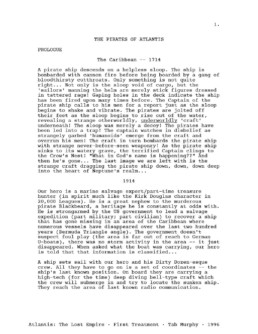 Atlantis Script 0b Treatment