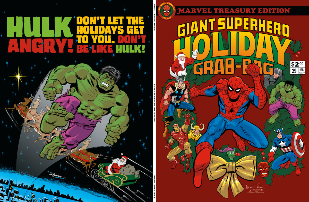 Comic book design and packaging by Scott Dutton