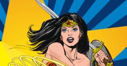 Wonder Woman Neal Adams OG
